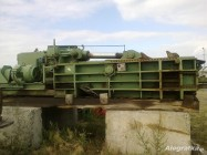 Paczkarka do złomu Rico S-26 , nacisk 260 ton - nie używana