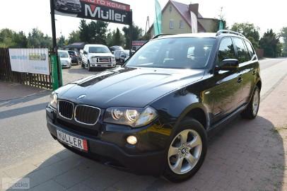 BMW X3 I (E83) XDRIVE1.8d 2,0 D143Km4X4 PANORAMADACH,SKÓRY,SERWIS
