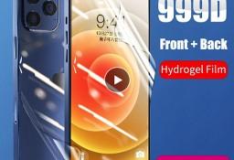 Przednia i tylna hydrożelowa osłona ekranu iPhone 12 Mini