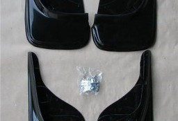 DACIA LOGAN chlapacze gumowe komplet 4 sztuk blotochronów Dacia Logan