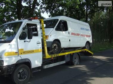 Transport samochodów dostawczych busów osobowych terenowych kontenerów-1