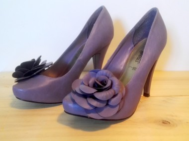 Your feet look gorgeours, New Look, size 37, 10 cm heels-1