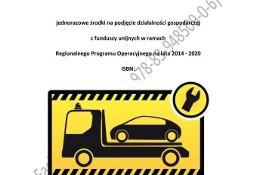 BIZNESPLAN pomoc drogowa i holowanie (przykład)