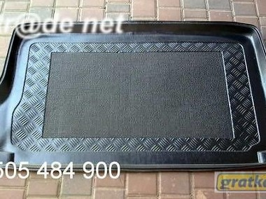 SUZUKI GRAND VITARA od 2003 do 2005 r. mata bagażnika - idealnie dopasowana do kształtu bagażnika Suzuki Grand Vitara-1