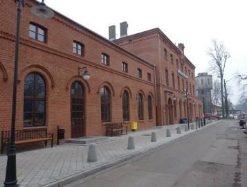 Lokal Pszczyna, ul. Plac Dworcowy 1