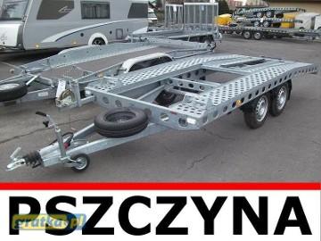 Laweta samochodowa szwajcarka VAPP PAV1 2000kg 401x192 Fabrycznie nowa!
