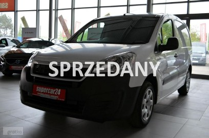 Peugeot Partner Peugeot Parnter 1.6HDi / 3 osob. / Salon PL / Klima / FV23% / Gwara