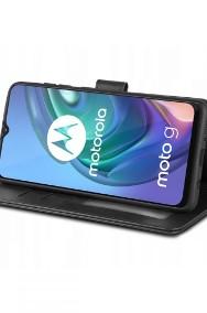 Etui Portfel 2 z Klapką + Szkło do Motorola Moto G10 / G20 / G30-2