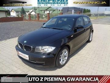 BMW SERIA 1 2.0 143PS Bezwypadkowy Książka Top Stan Gwarancja