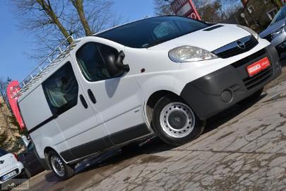 Renault Trafic 2.0 Dci Klima Long Brygadowka 6 osobowy