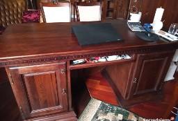 Stylowe biurko gabinetowe