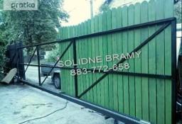 Ogrodzenie ze sztachet olchowych, bramy, przęsła, futki - montaż