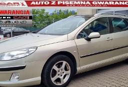 Peugeot 407 SW 1.8 125 KM B+GAZ alufelgi klima gwarancja