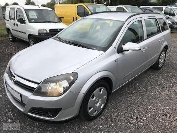 Opel Astra H Kombi 1.9CDTI Opłacona Klima Hak