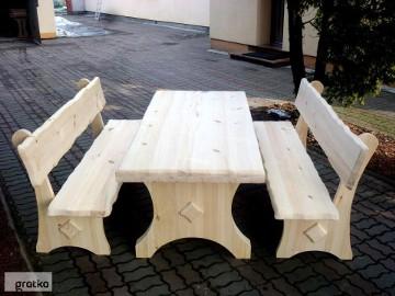 Meble barowe, ogrodowe, huśtawka, ławka ,stół dostawa za 100zł cały kr