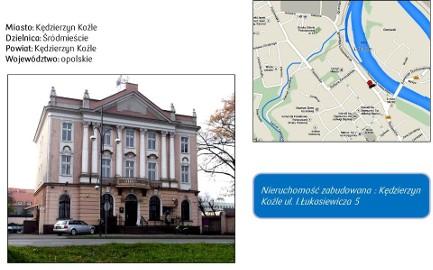 Lokal Kędzierzyn-Koźle, ul. Ignacego Łukasiewicza
