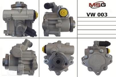 Pompa wspomagania hydraulicznego Vw Lt 28-35, Vw Lt 28-46, Vw Transporter VW003