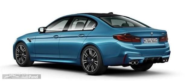 BMW M5 V (F10) M550d 2018 M5 F90 xDrive rabat ponad 20%