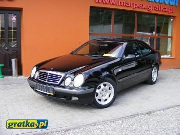 Mercedes-Benz Klasa CLK 200 136km Sport