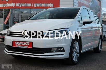 Volkswagen Touran III VW Touran 2.0 TDI / 150KM / Highline / LED / Salon PL / Klimatronik