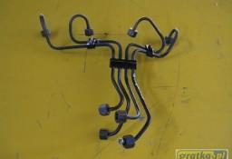 Przewody paliwowe pompy wtryskowej Fiat Ducato 1.9