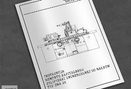 DTR: Szlifierka SWA-25, SWA 25 (remontowa)