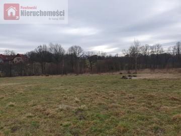 Działka rolno-budowlana Krzywaczka
