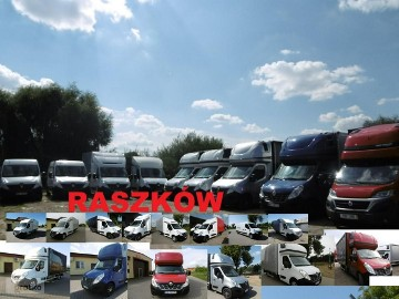 Renault Master master 2.3 165 km polski salon 10 paletowy kontener