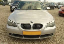 BMW SERIA 5 2005r-2.5 DIESEL 177 PS-SEDAN-ZAREJESTROWANY-KLIMA