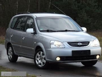 Kia Carens II Opłacona Kia Polecam Raty raty transport do 100km gratis