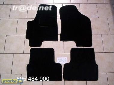 Hyundai Coupe / Tiburon od 2007 r. najwyższej jakości dywaniki samochodowe z grubego weluru z gumą od spodu, dedykowane Hyundai Coupe-1