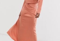 (38/M) ASOS/ Ekskluzywna, długa sukienka wieczorowa z Londynu/ NOWA