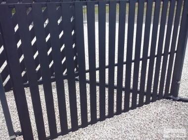 Przęsło panel ogrodzeniowy P12a ceownik 70x10 ocyn+kolor-1