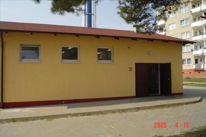 Działka usługowa Rogowo