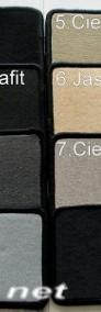 Citroen C4 Grand Picasso od 2010 r. 3 rzędy najwyższej jakości dywaniki samochodowe z grubego weluru z gumą od spodu, dedykowane Citroen C4-4