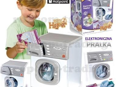 DUŻA PRALKA Elektroniczna Automat AGD CASDON Hotpoint dla dzieci-1