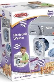 DUŻA PRALKA Elektroniczna Automat AGD CASDON Hotpoint dla dzieci-2