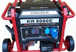 Agregat prądotwórczy generator jednofazowy KRUZER KR 8990E 6.0kW!!!