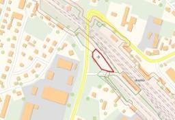 Działka usługowa Choszczno