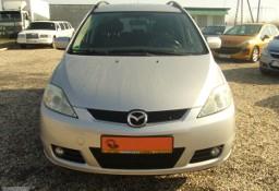 Mazda 5 I 2006r-2.0 BENZYNA-7 OSÓB-KLIMATRONIK-PDC-TEMPOMAT-