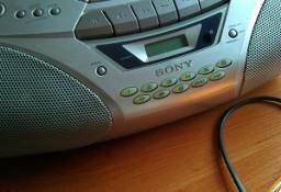 Radio–magnetofon / cd Sony