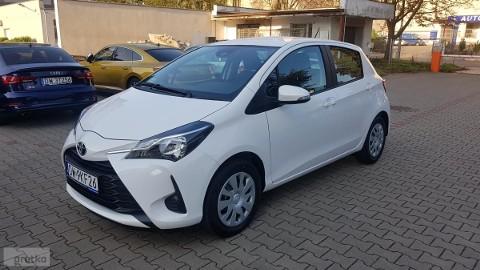 Toyota Yaris Wynajem długoterminowy samochodów