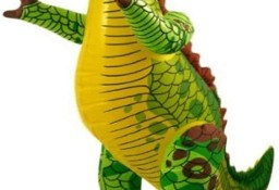 Dinozaur Dmuchany Smok T-Rex Tyranozaur 76 cm.