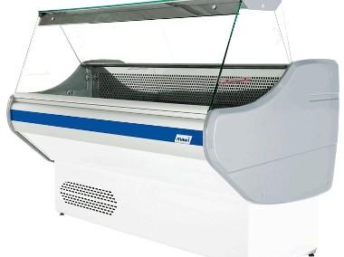 Lada chłodnicza witryna WCH 130 cm NOWA DOSTĘPNA OD RĘKI TRANSPORT-1