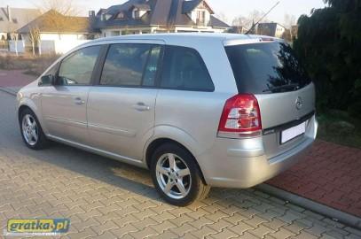 Opel Zafira B 1.9CDTI,120KM,Sport Active Select