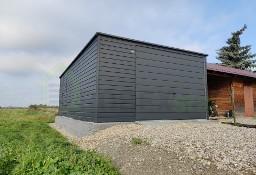 Garaż akrylowy grafitowy blaszak garaż premium na wymiar 3x5 3x6 4x5 4x6 4x5 5x5