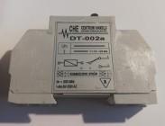 Przekaźnik dt-002a   ZIE Dąbrowa Górnicza faktura Vat produkt nieużywany