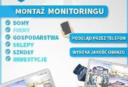 MONITORING domu / firmy - Montaż i dobór ! Kamery- darmowa wycena