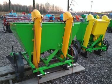 Nowa 2-rzędowa Sadzarka do ziemniaków Gwarancja Transport -1