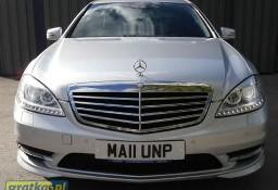 Mercedes-Benz Klasa S W221 ZGUBILES MALY DUZY BRIEF LUBich BRAK WYROBIMY NOWE